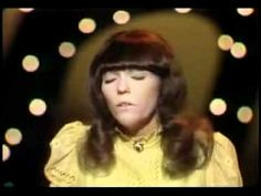 The Carpenters - Rainy Days And Mondays......I LOVE this song, it reminds me SO much of my childhood