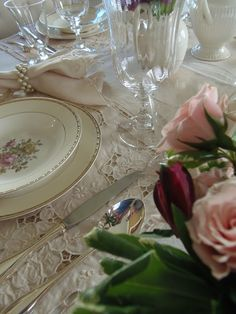 Rosemary and Thyme: A Table Set for Downtown Abbey