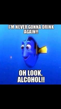 Alcohol humor, quit drinking humor