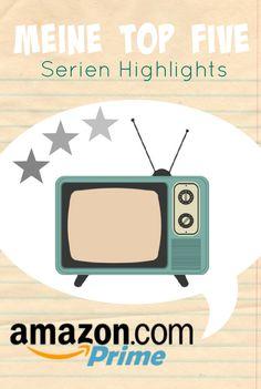 Meine Top 5 Serien Highlights 2016 | Part 1 – Amazon Prime My Favorite TV Series in 2016 via Amazon Prime #TV #AmazonVideos #Netflix #Favorite #TopFive