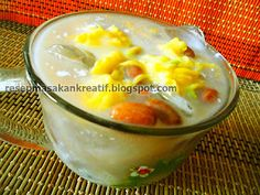 Resep Es Kacang Merah Susu - Resep Minuman Indonesia
