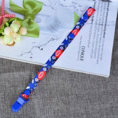 Cartoon Baby Pacifier Clip Fixed Button Holder for Dummy Drop-resistant Chain for Children Stroller Soother Clips for Newborn