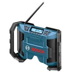 Bosch 12-Volt Cordless Compact Jobsite Radio - PB120