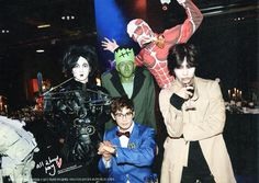 The Celebrity 12월호 - SMTOWN Halloween Party SHINee