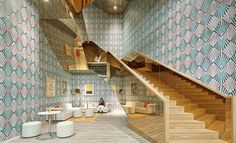 Outside Influences: Coworking | Hospitality Design