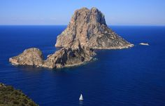 Visit ES VEDRA. Drive to Cala d'Hort and visit Es Vedra, one of the most magnetic spot on the globe. Nothing will make your love for the island greater.