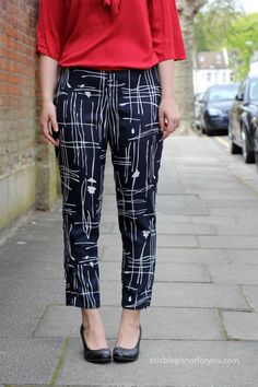 Sew over it--ultimate trousers