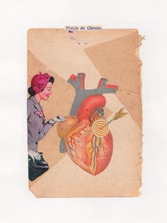 collage by Gaelle Faure