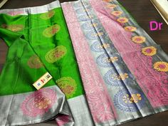 Kanchipuram Sarees– Weavesmart Kanchipuram Saree, Silk Sarees, Sari, Platform, Colour, Collection, Saree, Color, Wedge