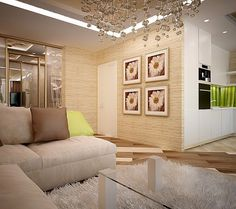 Best design for House three generations and living room