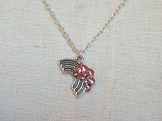 Over The Rainbow Necklace Girl's Jewelry Tweens by JypsyJewels