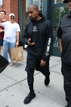 Kanye West Yeezy Boost Saint Pablo Tour Hoodie