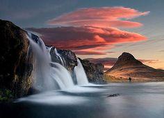Ashish Dewan - Beautiful Waterfall