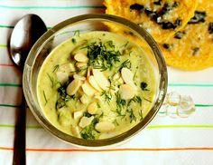 Kuch.com.pl: ZIELONA ZUPA KREM Potato Salad, Good Food, Potatoes, Ethnic Recipes, Potato, Healthy Food, Yummy Food