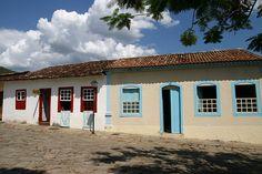 海外旅行世界遺産 ゴイアス歴史地区 ブラジルの絶景