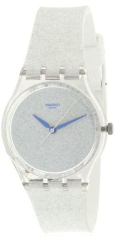 446949c84de Swatch SNOWSHINE Silicone Unisex Watch GE250