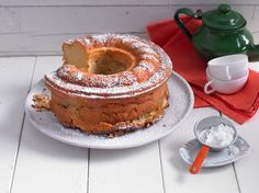 Ricotta - Vanille Kuchen