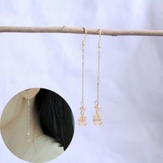 Asian Hair Pin, Chinese Hairpin, Fantasy Jewelry, Hanfu, Hair Pins, Gold Necklace, Cosplay, China, Traditional