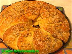 Farfuria vesela: Paine sarbeasca Bagel, Bread, Cooking, Youtube, Salads, Kitchen, Brot, Baking, Breads