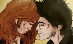 Austin and I will be Harry and Ginny next year for Halloween, I promise.