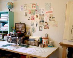 Photo by Paula Mills #decor #design #home #office