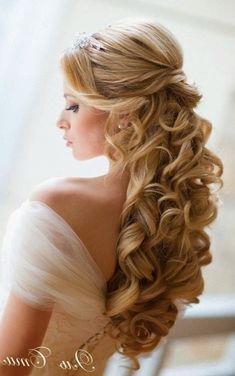 Coiffure pour un mariage cheveux long , http//lookvisage.ru/coiffure