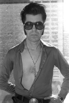 Link Wray. The harbinger of the power chord.  Provided the template for pretty much everything that came after.