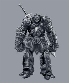 Image Result For I Drew A Warforged Forest Protector Ranger Today Feel Free To Use It In Your