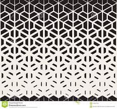 Illustration about Vector Seamless Black and White Hexagon Triangle Split Lines Halftone Gradient Pattern Abstract Background. Illustration of design, abstract, mosaic - 61984758 Geometric Patterns, Graphic Patterns, Geometric Designs, Abstract Pattern, Textures Patterns, Geometric Shapes, Hexagon Tattoo, Mandala Tattoo, Tattoo Triangle