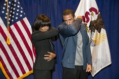 <3 MT FLOTUS  April 7, 2013  .@Colin Young Young Kaepernick: Had fun #Kaepernicking. Thanks for helping our kids get moving! http://letsmoveschools.org