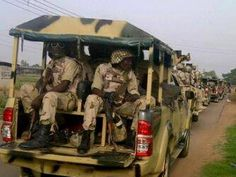 Nigerian Army Issue Ultimatum To Cultists In Rivers