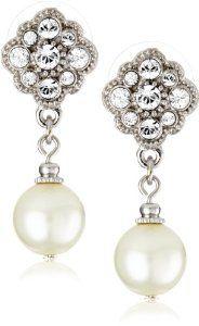 1928 Bridal Amore Dazzling Pearl Drop...  Order at http://www.amazon.com/1928-Bridal-Amore-Dazzling-Earrings/dp/B002Q6YFCA/ref=zg_bs_3885911_90?tag=bestmacros-20