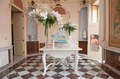 Wedding elegant dessert/. Foto: Estudionce Organización: Señor y señora de #bodassrysrade www.señoryseñorade.com