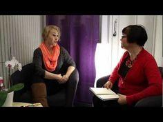Haastattelussa elämäntapakouluttaja Kaisa Jaakkola - YouTube