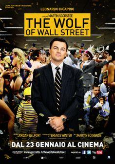 """""""Mi chiamo Jordan Belfort. L'anno in cui ho compiuto 26 anni ho guadagnato 49 milioni di dollari, il che mi ha fatto molto incazzare perché con altri 3 arrivavo a un milione a settimana"""""""