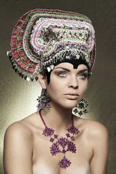 DENNÍK RELAX - Petra Toth: Jewels inspired by Slovak folklore and traditions.