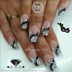 Instagram photo by luminousnails #nail #nails #nailart