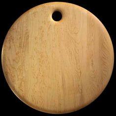 Edward Wohl - Bird's-eye Maple Cutting Board