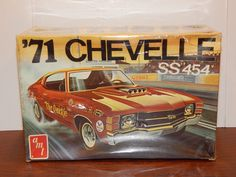 AMT 71 Chevelle SS454