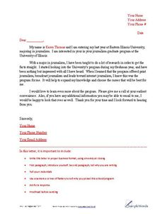Business Letter Formatting Explained  Products I Love