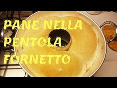 Ricetta base del PANE FATTO IN CASA - cotto nella pentola fornetto - YouTube Food And Drink, Youtube, Recipes, Pasta, Oven, Gastronomia, Fantasy, Recipies, Ripped Recipes