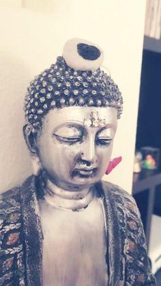 #Buddha #statue #om #allisOne #love #perspective #thirdeye