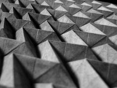 • origami surface