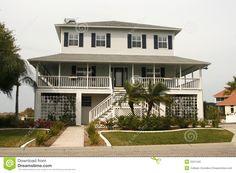 Plan 6383hd key west style retreat house plans home for Key west style home plans