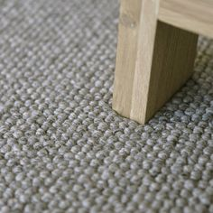Chatsworth, a luxurious, textured and chunky loop carpet, made with wool from Hycraft Carpets. Crafted from our chunkiest yarn ever, this high-quality carpet promises unbelievable amounts of cosy comfort underfoot. Wall Carpet, Grey Carpet, Bedroom Carpet, Living Room Carpet, Carpet Flooring, Rugs On Carpet, Basement Carpet, Carpet Stairs, Simple Wedding Table Decorations