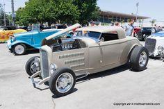 50th Annual LA Roadster Show Part II | Hotrod Hotline