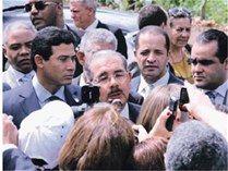Danilo dice 'no hay argumento válido' para veda impuesta Haití, entiende hay intereses - Cachicha.com