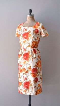 vintage 1950s Royleana dress     #vintagedress #vintage #1950s