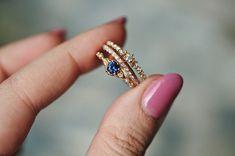 Sofia Zakia Jewelry Branding, Art World, Sapphire, Fine Jewelry, Luxury, Rings, Design, Fashion, Branded Jewellery
