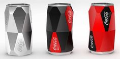 Cool Coca-Cola Can Concept